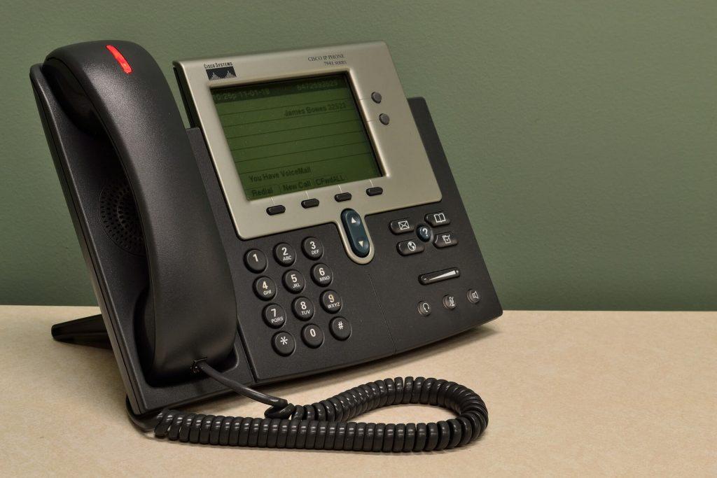 Installation de la téléphonie VOIP sur La Roche sur Yon par PHOTO ELEC